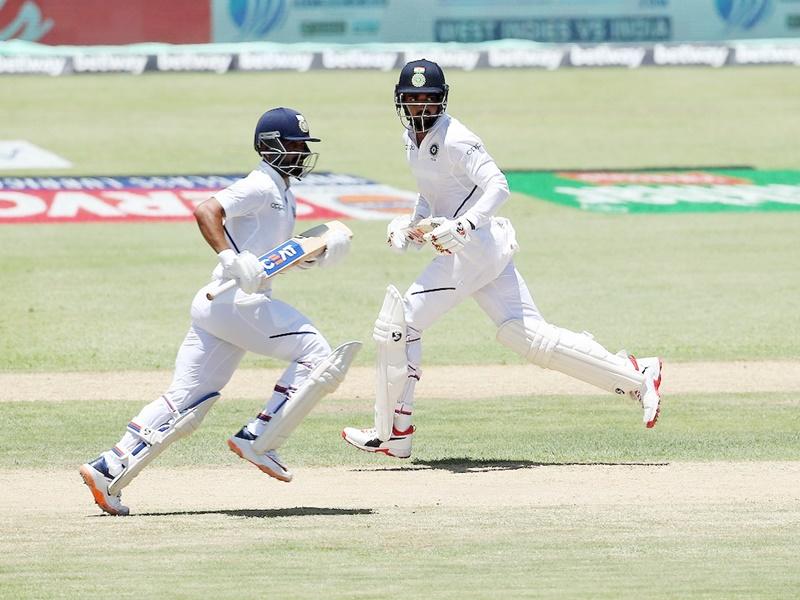 India vs West Indies 1st Test : बारिश ने डाली बाधा, अंपायरों ने लिया टी ब्रेक