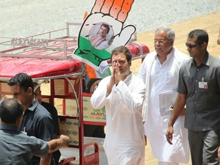 अजीत जोगी ने खुद छोड़ी पार्टी और उनकी वापसी संभव नहीं : राहुल