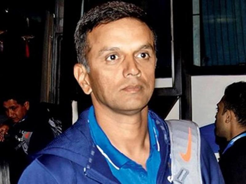 राहुल द्रविड़ भारत ए और अंडर-19 टीम के कोच पद से हटे