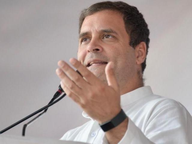 Chhattisgarh Lok Sabha Election 2019 : कांग्रेस अध्यक्ष राहुल गांधी की 20 अप्रैल को बिलासपुर और दुर्ग में सभा