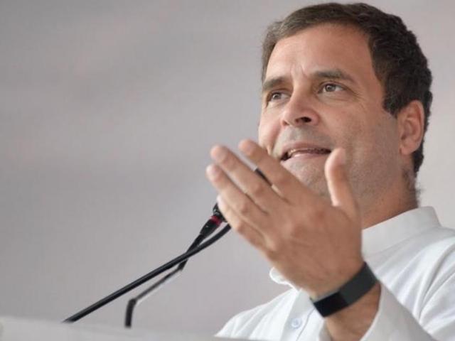 Video: राहुल बोले - नोटबंदी के समय मोदी ने अपने मंत्रियों को ताले में बंद कर दिया था