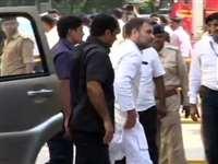 मानहानि मामले में कोर्ट में पेश हुए राहुल, नकारे खुद पर लगे सभी आरोप