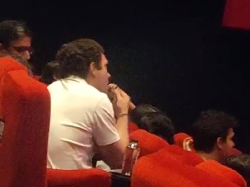 Viral Video: दिल्ली के थिएटर में राहुल गांधी ने देखी 'आर्टिकल 15', वीडियो हुआ वायरल