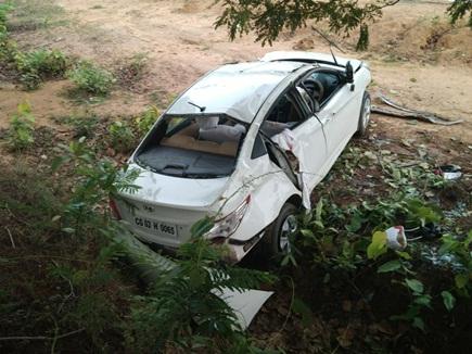 रायगढ़ : सड़क हादसे में ADJ दिलेश्वर राठिया की मौत, दो घायल