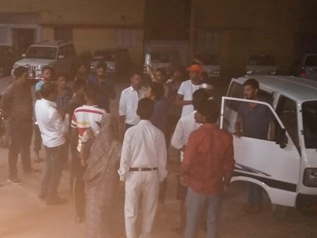 Raigarh accident : खरसिया-डभरा मार्ग पर सड़क हादसा, 3 की मौत, सात घायल