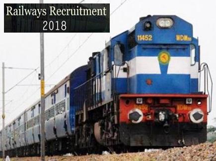 BJP सम्मेलन के चलतेे 25 को होने वाली रेलवे की परीक्षा स्थगित