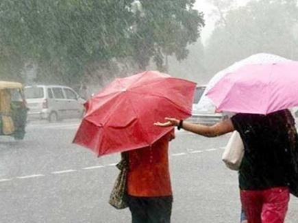 महाकोशल-विंध्य में तेज हवाओं व बारिश ने दिलाई गर्मी से राहत