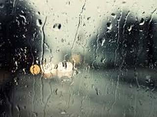 बारिश में भीगा उत्तर भारत