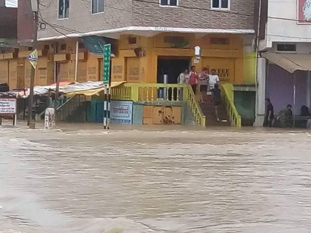 विंध्य में जोरदार बारिश से जनजीवन अस्त-व्यस्त