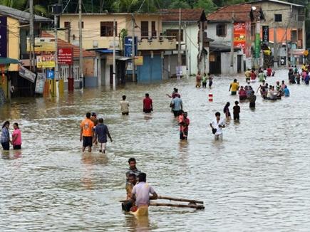 प्राकृतिक आपदाः बारिश और बाढ़ से गई 774 जानें, गृह मंत्रालय ने दी जानकारी