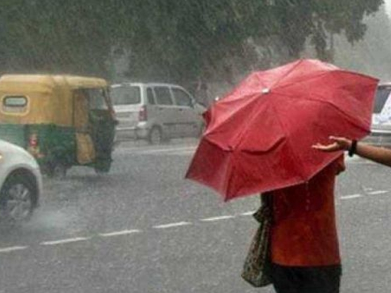 Weather Alert : मध्यप्रदेश में तीन-चार दिन तक पड़ सकती हैं रुक-रुक कर तेज बौछारें