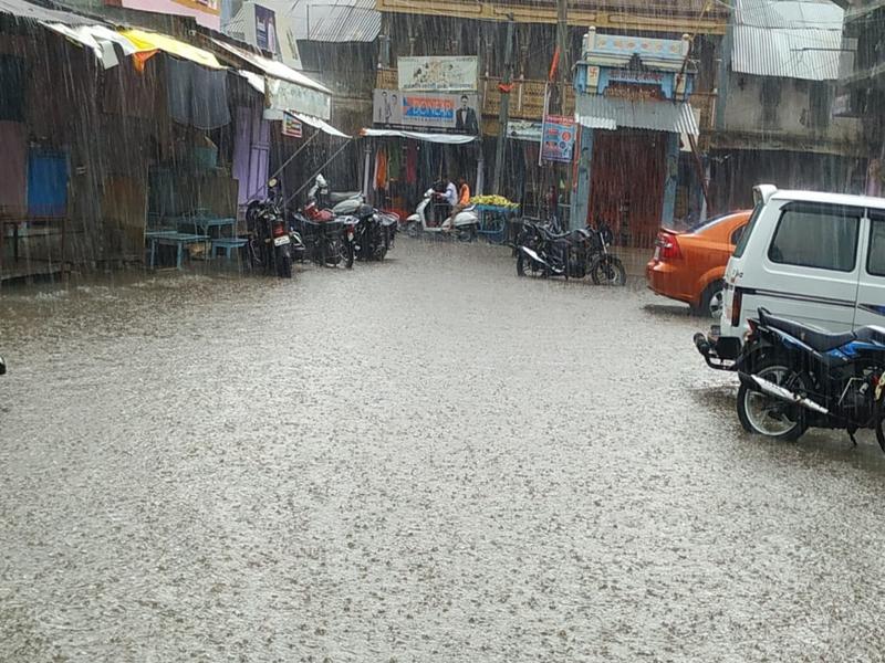Rain in Madhya Pradesh : अब तक सामान्य से आठ प्रतिशत अधिक बरसात, अब फिर झमाझम के आसार