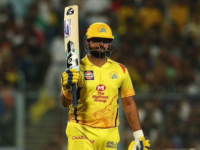 IPL 2019 : रैना ने टी20 क्रिकेट में तोड़ा विराट का रिकॉर्ड