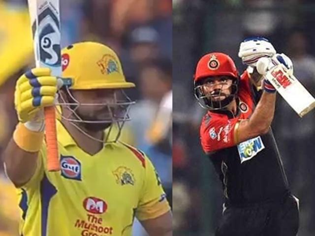 IPL 2019 : सुरेश रैना के रिकॉर्ड को विराट कोहली से खतरा