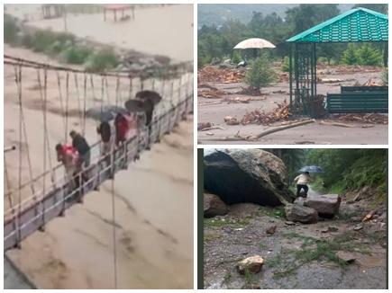 आफत की बारिश : पंजाब में कल बंद रहेंगे सभी स्कूल-कॉलेज, हिमाचल में भी हालात बेकाबू