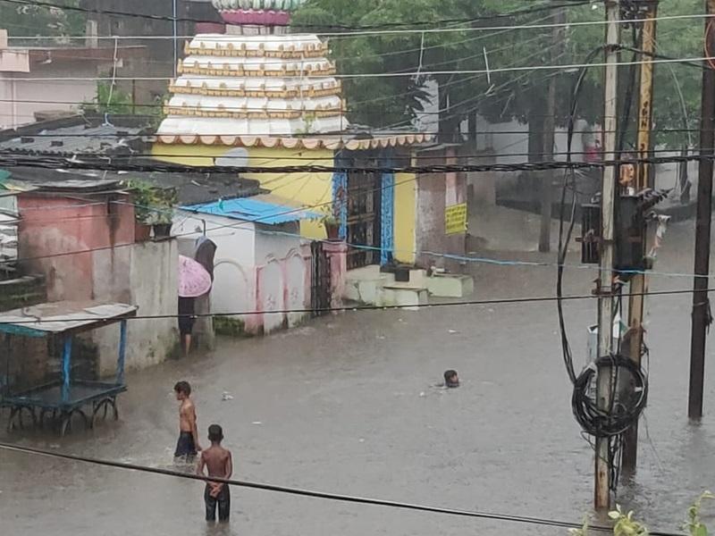 Chhattisgarh Weather : बंगाल की खाड़ी में बना सिस्टम, कई इलाकों में हो सकती है बारिश