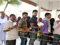Rajasthan By Poll: मण्डावा में दिखा उत्साह, खींवसर मे कम हुआ मतदान