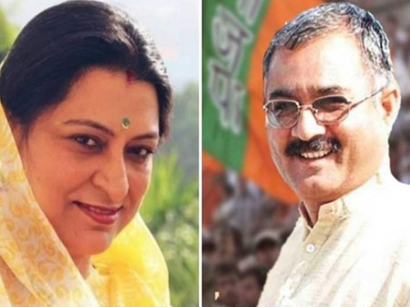 Rajgarh Election Result 2019:  भाजपा के रोडमल नागर ने कांग्रेस की मोना सुस्तानी को  4 लाख 31 हजार वोट से हराया , 2014 में रोडमल नागर जीते थी