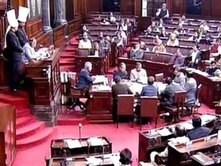 Triple Talaq Bill : हंगामे के बीच राज्यसभा की कार्यवाही 2 जनवरी तक स्थगित
