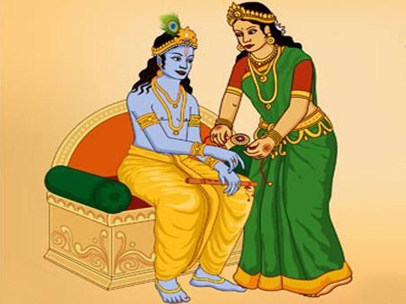 Raksha Bandhan History: इसलिए मनाया जाता है राखी का त्योहार, इस भगवान की पूजा से मिलेगा धन लाभ