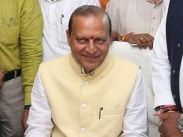 Lok Sabha Elections 2019 :  सुषमा स्वराज की जगह विदिशा सीट से रमाकांत भार्गव को मिला टिकट