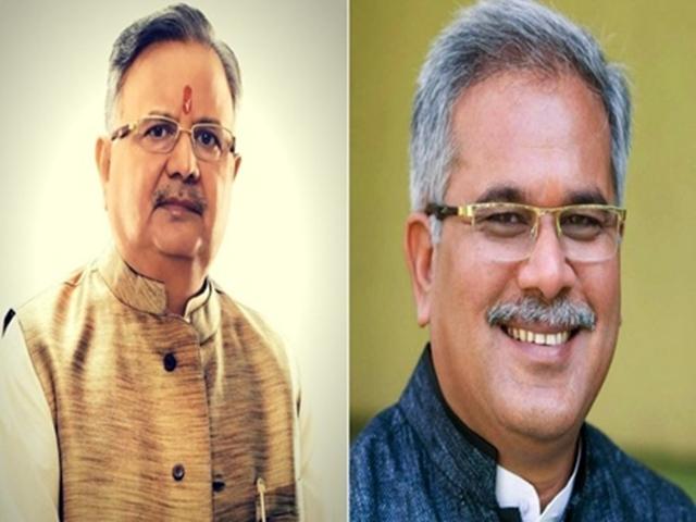 Lok Sabha Elections 2019 :  छत्तीसगढ़ के चुनावी समर में प्रचार की कमान भूपेश और रमन के हाथ