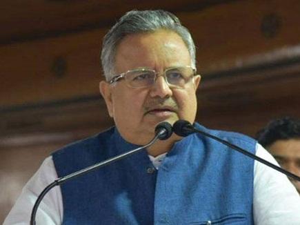 मुख्यमंत्री रमन सिंह के हाथों सम्मानित हुए देशभर के शिल्पकार