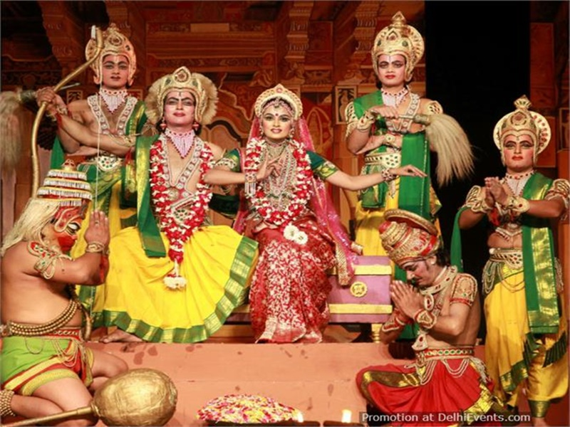 मॉरीशस में अयोध्या के कलाकार करेंगे रामलीला का मंचन