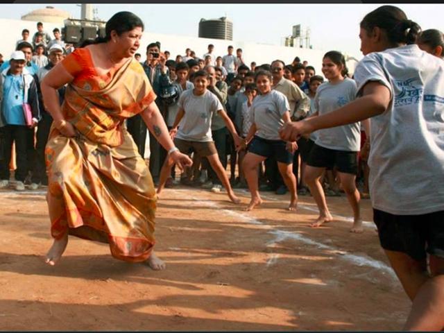 Vadodara Lok Sabha Election 2019: साड़ी में कबड्डी खेलती हैं BJP सांसद, इस बार भी वडोदरा से मिल सकता है टिकट