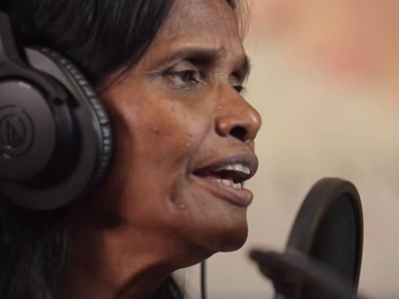 Ranu Mandal का पहला गाना Teri Meri Kahani हुआ रिलीज, हिमेश ने किया लीड