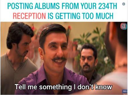 'सिंबा' के डायलॉग Tell me something i don't know पर बने मजेदार मीम्स हुए वायरल