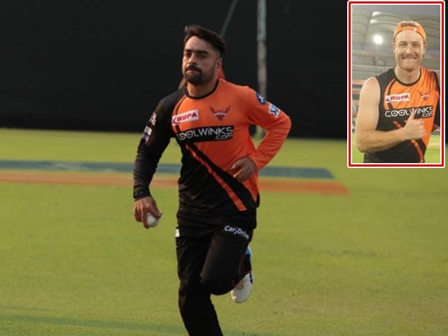 IPL 2019 : राशिद का नेट्स पर इस खास इरादे से सामना कर रहे गप्टिल