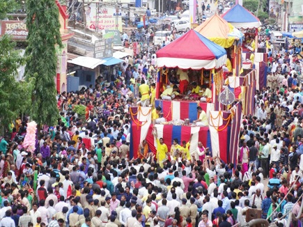 610 साल पुरानी परंपराः बस्तर में गोंचा के नाम से मनाते हैं रथ यात्रा का पर्व
