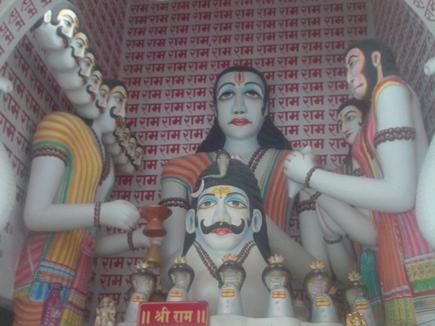 ravan-temple-indore 11 10 2016