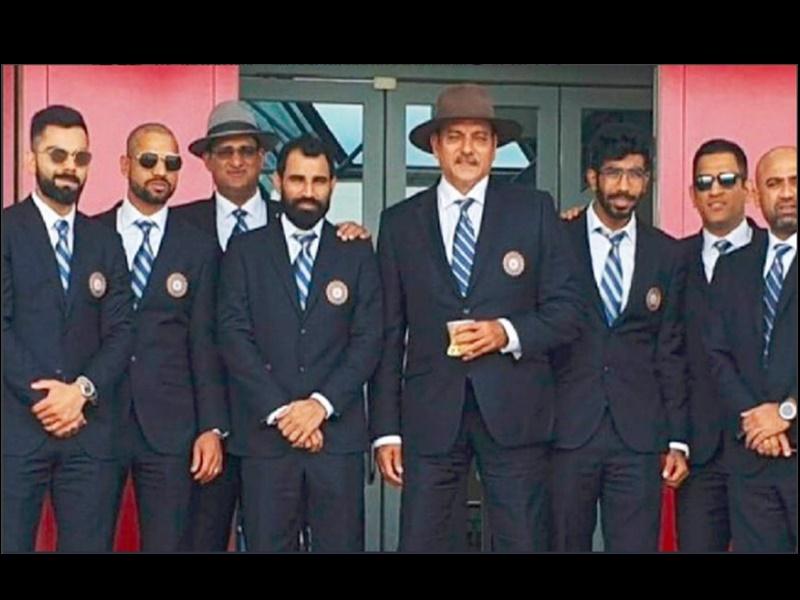 India Cricket : मुख्य कोच रवि शास्त्री और उनकी टीम का कार्यकाल बढ़ेगा