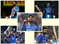 ये हैं कोहली के 'विराट' रिकॉर्डस, जिन्हें पाना हर क्रिकेटर की चाहत