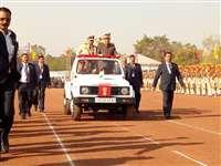गणतंत्र दिवस पर छत्तीसगढ़ में हुए रंगारंग कार्यक्रम