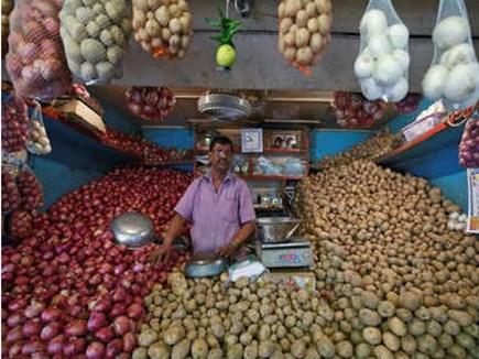 सस्ते फलों, सब्जियों ने थामी खुदरा महंगाई की रफ्तार