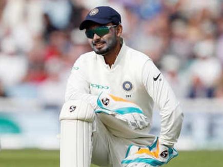 पंत अच्छे बल्लेबाज, लेकिन उन्हें विकेटकीपिंग पर ध्यान देना होगा : प्रसाद