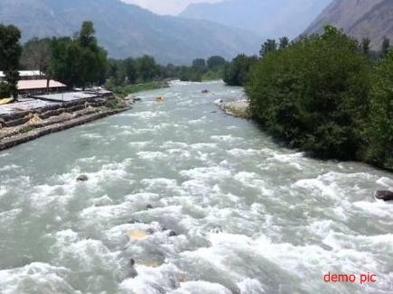 सागर जिले में नदी में डूबने से दो सगे भाइयों सहित तीन बच्चों की मौत
