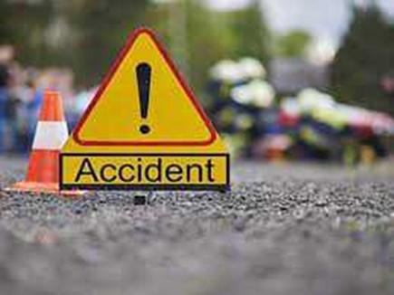बांसवाड़ा में ट्रक ने जीप को चपेट में लिया, चार की मौत