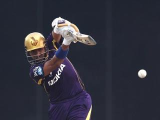 आईपीएल 7 : कोलकाता नाइटराइडर्स ने लगाई जीत की हैटट्रिक