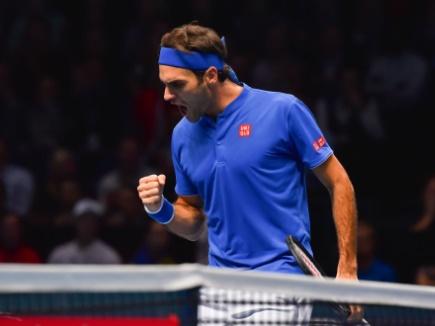 फेडरर ATP Finals के सेमीफाइनल में, अब मुकाबला ज्वेरेव से