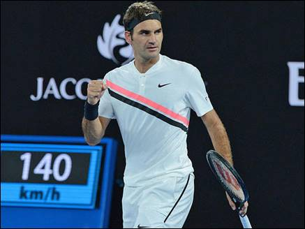 Australian Open 2018: तीसरे दौर में पहुंचे जोकोविच, फेडरर