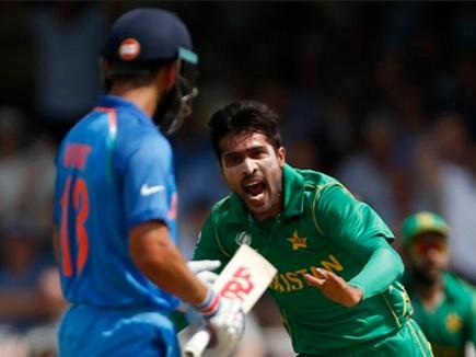 रोहित शर्मा के कमेंट पर मो. आमिर का जवाब जीत लेगा भारतीयों का दिल