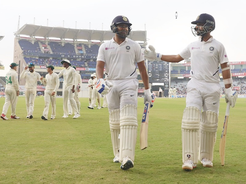 Ind vs SA 3rd test highlights: बल्लेबाजी कोच राठौर ने रोहित और रहाणे के लिए कही ये बात