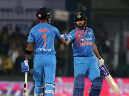 इंदौर टी20 में भारत की जीत के दौरान लगी रिकॉर्ड की झड़ी