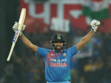 रोहित ने खोला रिकॉर्ड सबसे तेज टी20 शतकीय पारी का राज