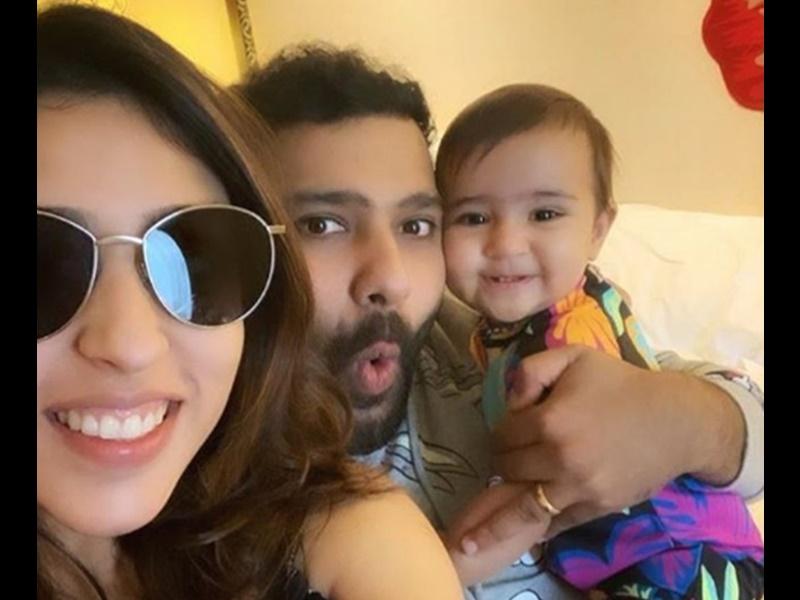 India vs South Africa 3rd T20I: चहल को रोहित शर्मा की पत्नी से मजाक करना पड़ा भारी