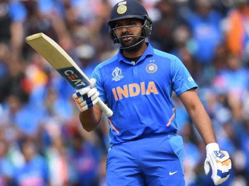 Rohit Top Scorer of World Cup 2019: रोहित इस वर्ल्ड कप में सबसे ज्यादा रन बनाने वाले बल्लेबाज